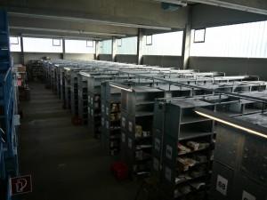 CTS Warehouse Hochverfügbarkeitslager