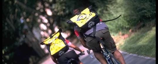 Video: Typischer Arbeitstag eines citybikers