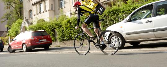 Fahrradkuriere m/w/d in Teilzeit