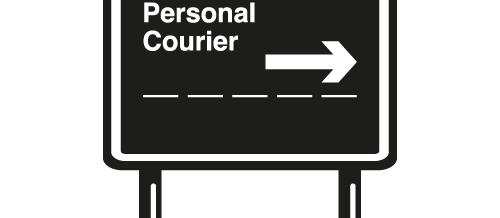 Ihr persönlicher Kurier – der CTS personal courier