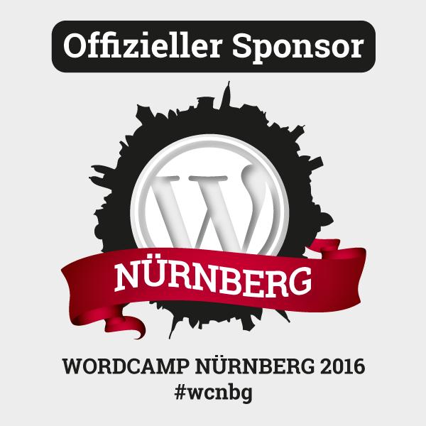 CTS ist #wcnbg offizieller Sponsor Wordcamp Nürnberg